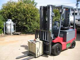 Nichiyu 1.8T Battery/Electric Forklift - picture1' - Click to enlarge