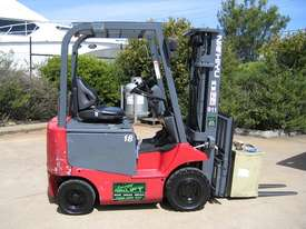 Nichiyu 1.8T Battery/Electric Forklift - picture3' - Click to enlarge