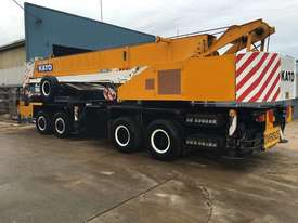1998 KATO NK500EV TRUCK CRANE - picture3' - Click to enlarge