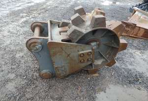 Oz Compaction Wheel to suit 30 Ton Excavator