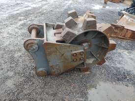 Oz Compaction Wheel to suit 30 Ton Excavator - picture0' - Click to enlarge