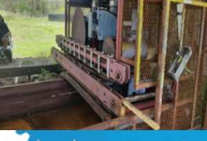 Timber Saw Mill Component- $6,600