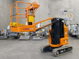 Tracked Vertical Mast Lift - picture0' - Click to enlarge