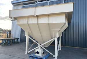 4500 x 4500 LINATEX SAND WASHING BIN