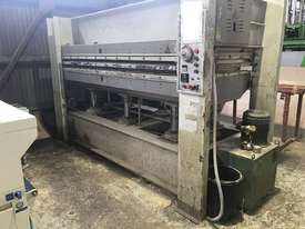 USED HOT PRESS, ROTARY PRESS AND GLUE SPREADER PACKAGE - picture0' - Click to enlarge