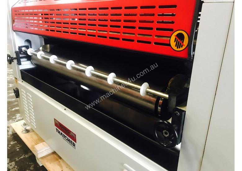 USED HOT PRESS, ROTARY PRESS AND GLUE SPREADER PACKAGE
