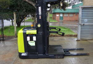 2014 Clark OSX15 - Electric Order Picker (as new - 4hrs)