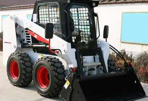 Skid Steer Loader. Wheel Drive – 60hp Mitsubishi Diesel Engine TM60WR