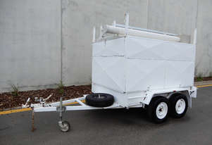 Workmate   Tag Box Trailer