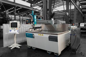 Mach 100 Waterjet Cutting Machine 3100mm x 2000mm  for Any Cutting Application