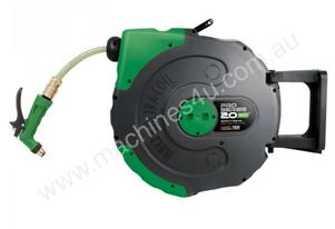 RETRACTABLE WATER HOSE REEL 20m (1/2