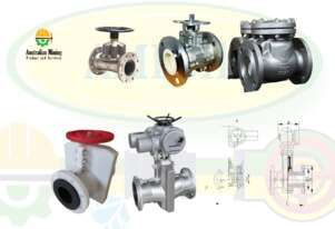 Valves , regulators, seals, Gaskets