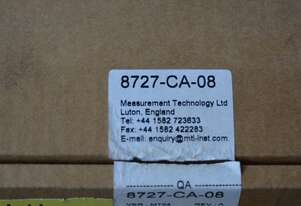 8727CA08 - MTL - 8727-CA-08 / IS CARRIER 8 MODULE Ver 04 Rev A