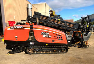 Ditch Witch JT3020 All Terrain 2010 Directional Drill