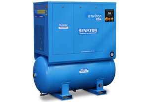 Brand New Senator CS4 - 4kw Electric Compressor with built in Dryer and Tank - 21cfm
