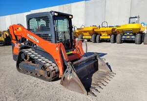 2019 KUBOTA SVL75-2 TRACK LOADER WITH LOW 980HOURS AND FULL CIVIL SPEC