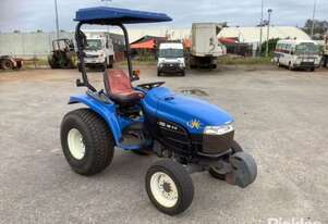 New Holland   TC33D