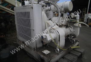 hydralic driven , 85cfm -125cfm sullair