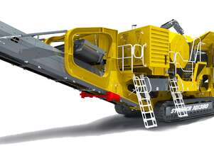 Striker   JQ1380 Jaw Crusher