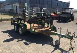 2001 Goulburn Hydraulic and Plant Repairs Plant Trailer