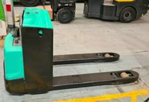 Used Mitsubishi Power Pallet Truck for sale - 93436