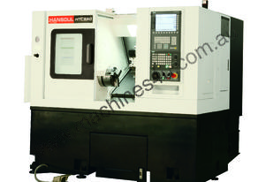 NEW HEADMAN HTC550 CNC LATHE with Siemens 828D CNC