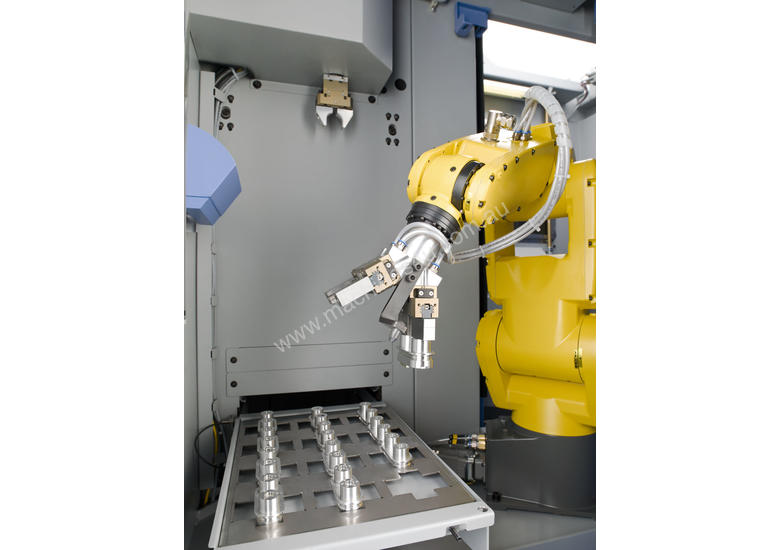 VMC & Factory Intergrated Robot