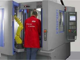 VMC & Factory Intergrated Robot  - picture4' - Click to enlarge