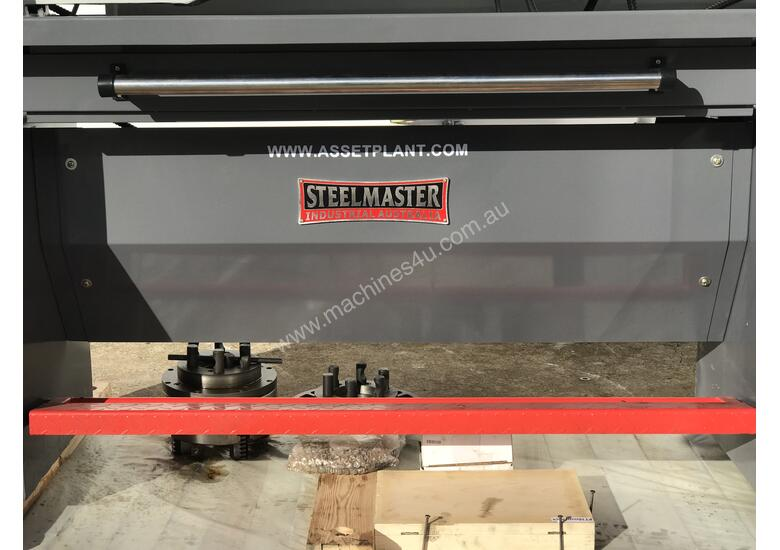 364mm x 1000mm, 51mm Bore, 240V Metal Lathe Loaded With So Many Features