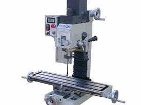 TM25V MILLING MACHINE - picture0' - Click to enlarge