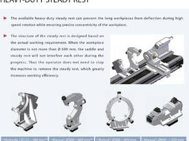 Goodway HA Series 5 Guideway CNC Lathe - picture9' - Click to enlarge