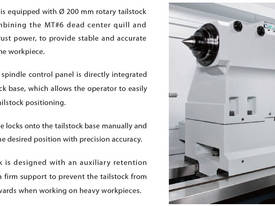 Goodway HA Series 5 Guideway CNC Lathe - picture7' - Click to enlarge