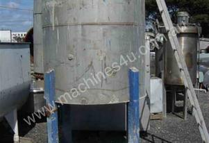 Stainless Steel Tanks and Silos