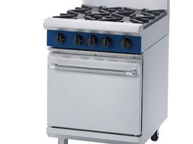 Blue Seal Four Burner Gas Oven Range