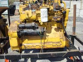 Caterpillar Diesel Engine - picture1' - Click to enlarge