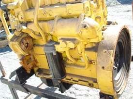 Caterpillar Diesel Engine - picture0' - Click to enlarge