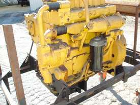 Caterpillar Diesel Engine - picture2' - Click to enlarge