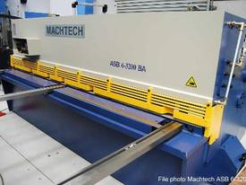 NEW Machtech ASB 6-3200 Hydraulic Swing Beam Shear - picture0' - Click to enlarge