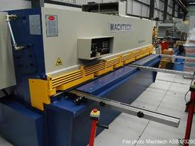 NEW Machtech ASB 6-3200 Hydraulic Swing Beam Shear - picture1' - Click to enlarge