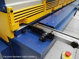 NEW Machtech ASB 6-3200 Hydraulic Swing Beam Shear - picture4' - Click to enlarge