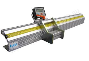 Luna Maxi-Digital Measuring stop