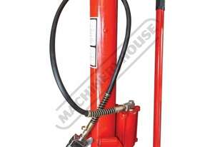 HPCJ-8T Pneumatic / Hydraulic Bottle Jack with Yoke Long Stroke