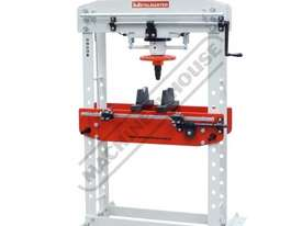 HDP-35 Trade Hydraulic Press 35 Tonne Sliding Cylinder Ram - picture0' - Click to enlarge