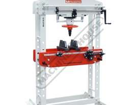 HDP-35 Trade Hydraulic Press 35 Tonne Sliding Cylinder Ram - picture3' - Click to enlarge