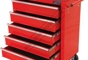 WRC-5D Workshop Series Roller Cabinet 5 Drawers 616 x 330 x 762mm