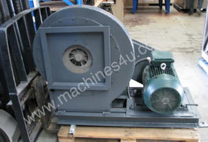 High Pressure Extraction Centrifugal Blower Fan