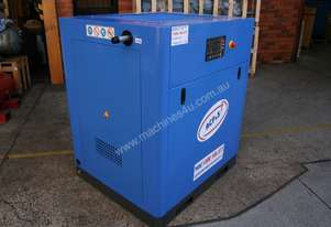 German Rotary Screw - Variable Speed Drive 20hp / 15kW Rotary Screw Air Compressor... Power Savings
