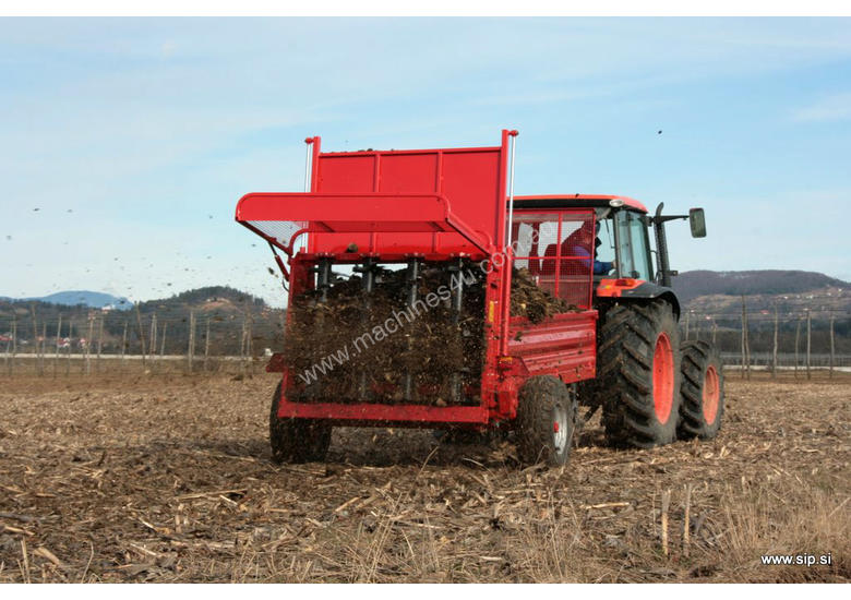 SIP Manure Spreaders Orion 50 ALP