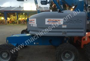 Used Genie S40 Telescopic Boom Lift