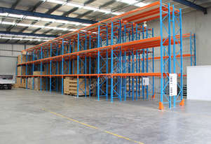 Pallet Racking-Upright height 4877mm